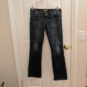 Guess dark wash jeans